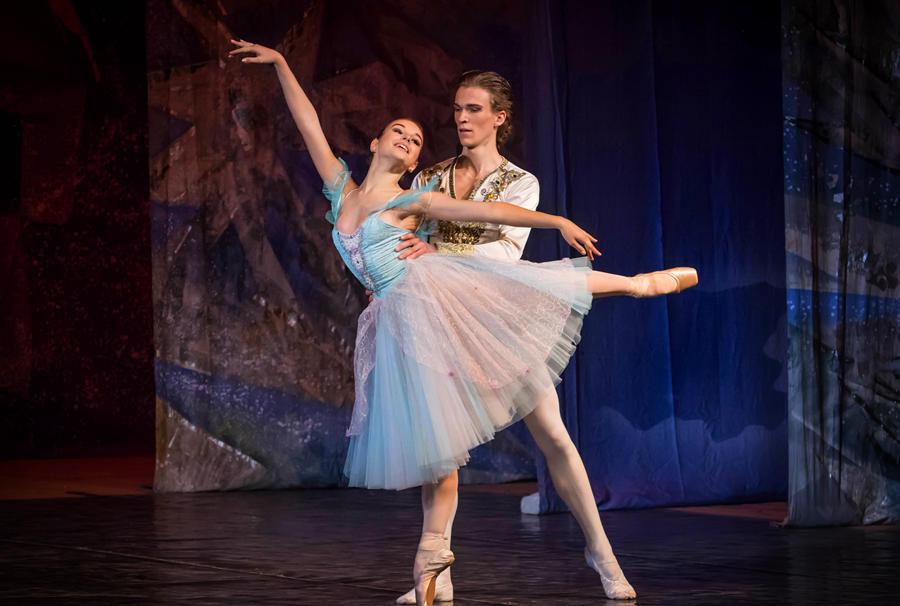 乌克兰儿童芭蕾舞剧院 童话芭蕾《睡美人》